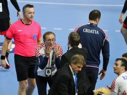 Doch kein Stürmerfoul: Dänische Referees räumen Fehler ein