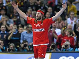 Mit 38 Toren ins Finale! Dänemark nicht zu stoppen