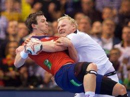 Im Ticker: Die Niederlage gegen Norwegen