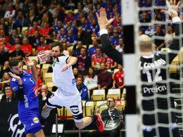 In letzter Sekunde: DHB verspielt Bronze gegen Frankreich