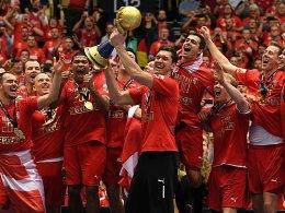 Norwegen deklassiert: Dänemark erstmals Weltmeister!