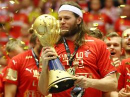 Hansen zum dritten Mal Welthandballer