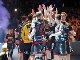 Duftmarke gegen Brest: Flensburg steht im CL-Viertelfinale