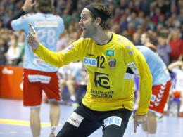 Hannover ohne Chance: Füchse vor Halbfinal-Einzug