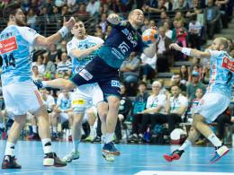 EHF-Cup: Füchse nach Hannover-Sieg im Final Four