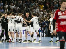 THW Kiel gewinnt Krimi-Derby und darf träumen