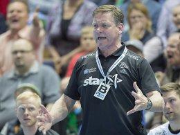 EHF-Cup-Endrunde: Gislason will 20. Titel, Petkovic einen Rekord