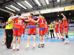 Balingen und Nordhorn steigen in Handball-Bundesliga auf