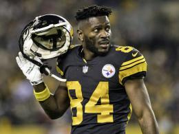 Brown-Rückkehr nach Pittsburgh