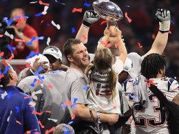 Legende hoch 6! Tom Brady und die Patriots-Dynastie