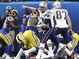 Wer kann Brady und die Patriots stoppen?
