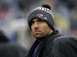 Ravens geben Flacco ab - Neue Heimat Denver