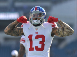 Blockbuster-Trade! Beckham zu den Browns
