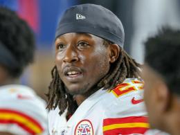 NFL sperrt Hunt nach Video-Skandal für acht Spiele