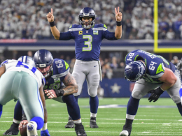 Deal! Seahawks machen Wilson zum bestbezahlten NFL-Profi