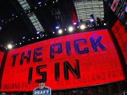 Telefonleitung steht! Die NFL geht in die Draft-Woche