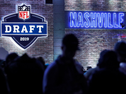 Von 1 bis 32: Alle Picks der ersten Draft-Runde