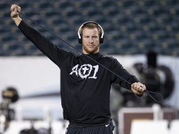 Wentz 3.0 - Eagles vertrauen auf ihren Quarterback