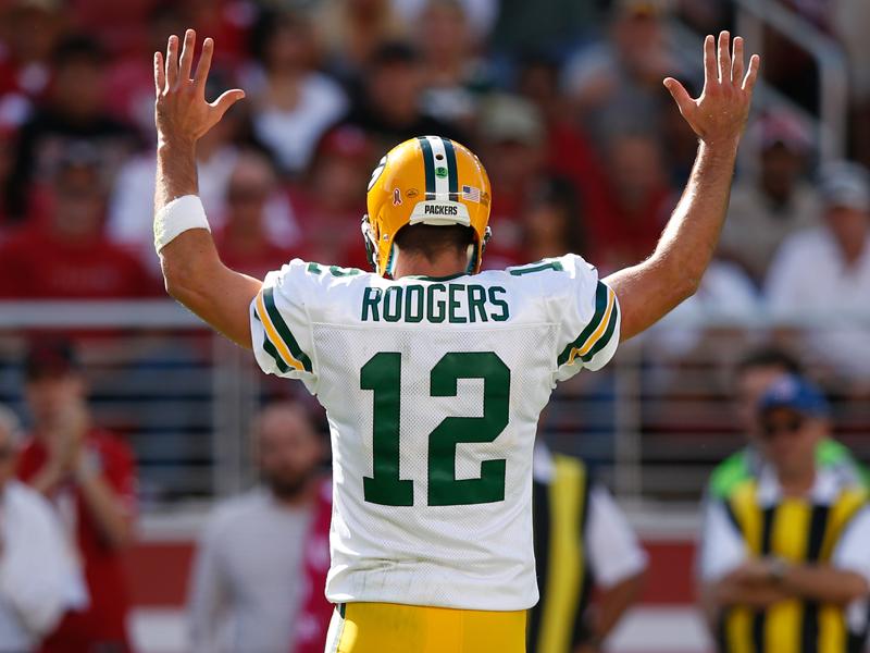 Der Touchdown-Thron: Rodgers holt auf - Brees Zweiter