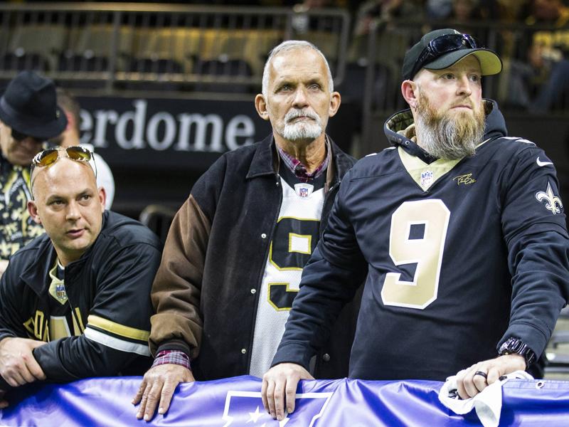 Die Giganten aus New England und die Saints-Tragödie