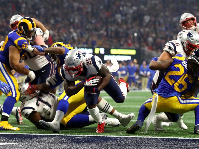 Dreimal 6 und mehrmals 0: Patriots feiern sich!