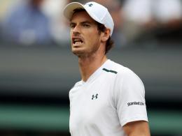 Murray sagt Masters-Turnier in Cincinnati ab