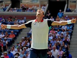 Carreno Bustas Traum vom Finale gegen Kumpel Nadal