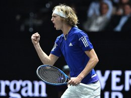 Zverev schlägt Kanadas Top-Talent Shapovalov