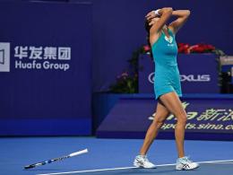 Der Coup in China: Julia Görges gewinnt B-WM