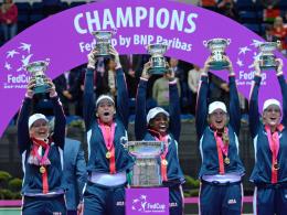 Dank Vandeweghe und Rogers: USA holen Fed Cup