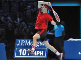 Goffin kegelt Thiem raus - und fordert Federer