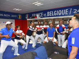 Pouille führt Frankreich zum Davis-Cup-Triumph