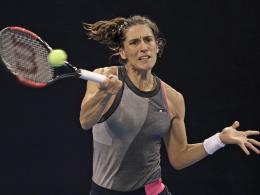Enttäuschender Auftakt für Andrea Petkovic