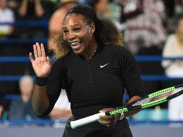 Serena verliert Comeback nach Babypause