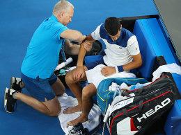 Djokovic scheitert an Chung - Sandgren siegt weiter!