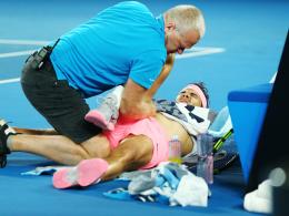 Nadals humpelnder Abschied - Struff sorgt für Furore