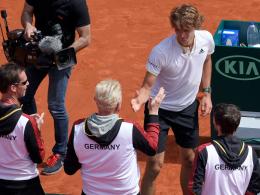Zverev trotzt dem Jetlag - Nadals starker Ausgleich