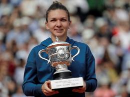 Halep holt ihren ersten Grand-Slam-Titel!