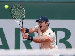 Zverev fordert Federer - 17-jähriger Molleker überrascht