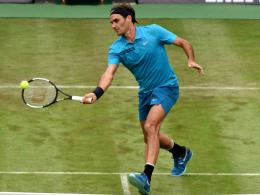 Comeback geglückt: Federer dreht das Spiel