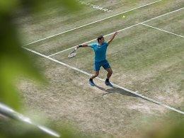 Federer kann sich selbst beschenken
