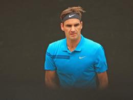 Torte für Federer - Deutsches Trio scheitert