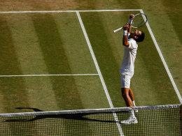 6:2, 6:2, 7:6! Djokovic gewinnt Wimbledon