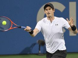 Murray: Erster Hartplatz-Sieg seit über einem Jahr