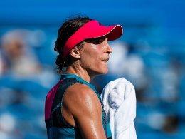 Tsitsipas fordert nun Nadal - Petkovic scheitert in Cincinnati
