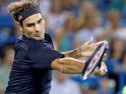 Halbfinale! Federer schlägt Landsmann Wawrinka