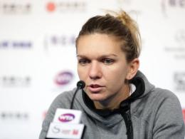 Halep sagt ab: WTA-Finals ohne Weltranglistenerste