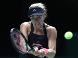 Angstgegnerin Stephens: Kerber verpasst Halbfinale klar