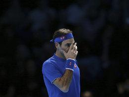 Auftaktpleite für Federer - Anderson siegt