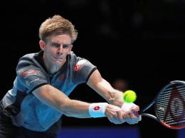Halbfinale winkt: Anderson deklassiert überforderten Nishikori